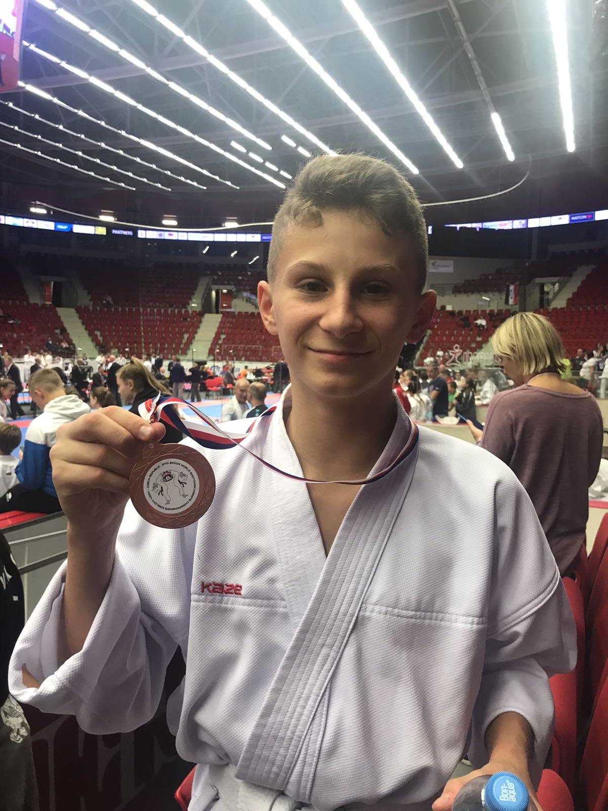 World shotokan karate Championships 2019 – Karlovy Vary