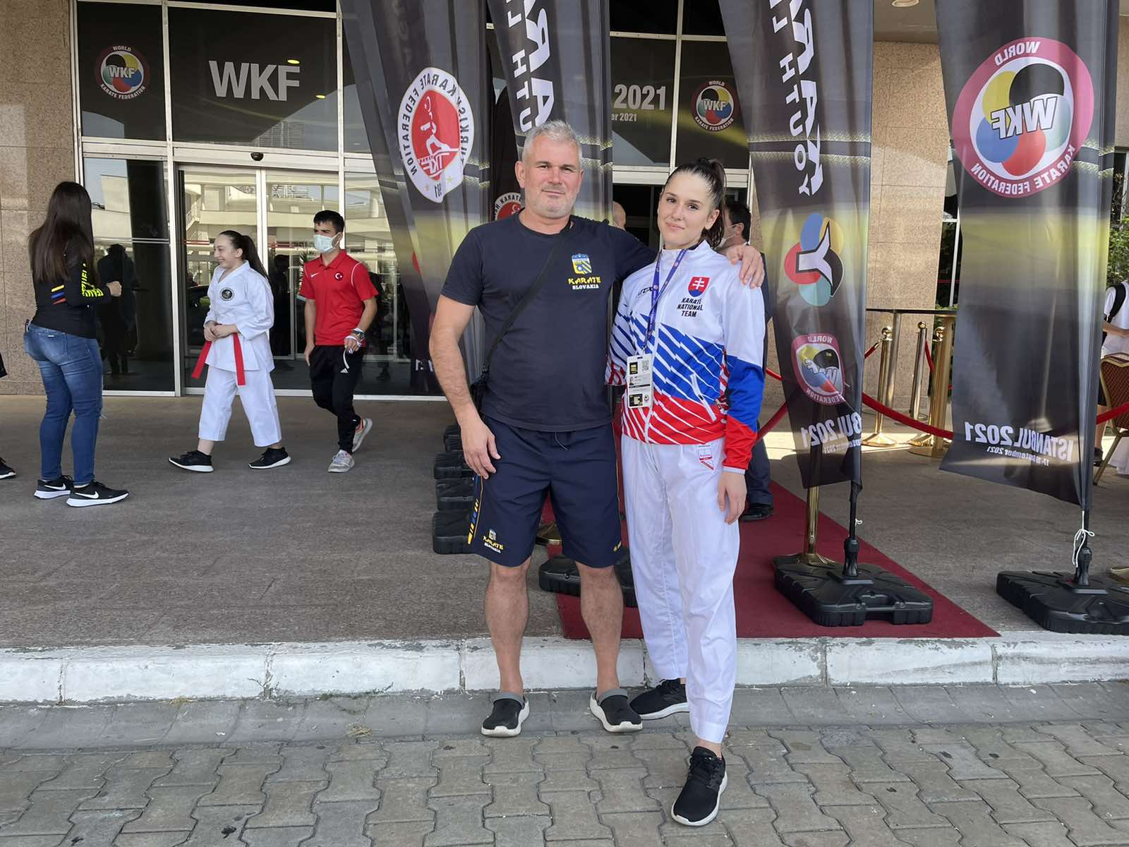 KARATE1 YOUTH LEAGUE - ISTANBUL 2021